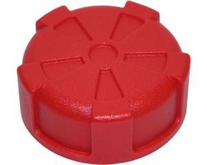 Red Petrol Cap New Type Tank