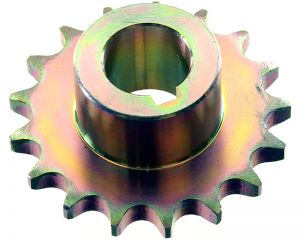 17T Wet Clutch Engine Sprocket 22mm Bore