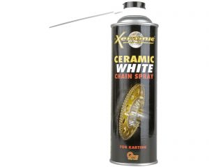 Xeramic Ceramic White Chain Spray