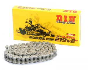 DID SDH 219 Pitch O-Ring Racing Chain