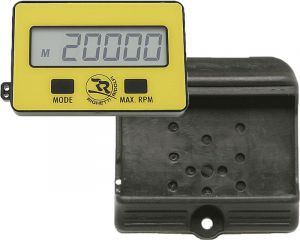 R/R Rev Counter With Rubber Holder