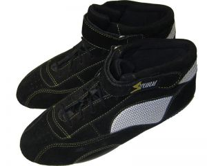 Storm Racing Boots Adult Black
