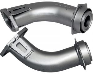 Iame Mini X30 23.5mm Exhaust Manifold Bend