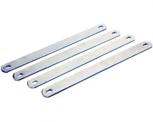 270mm Steel Support Bar/Bracket Bumble (4) New