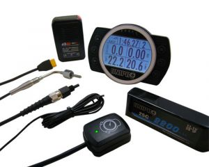 Unipro 7006 Gps, Rpm, Power Cable, Battery Holder, Water Temp, Exh Temp, Temp Splitter, Lipo Battery, Lipo Charger